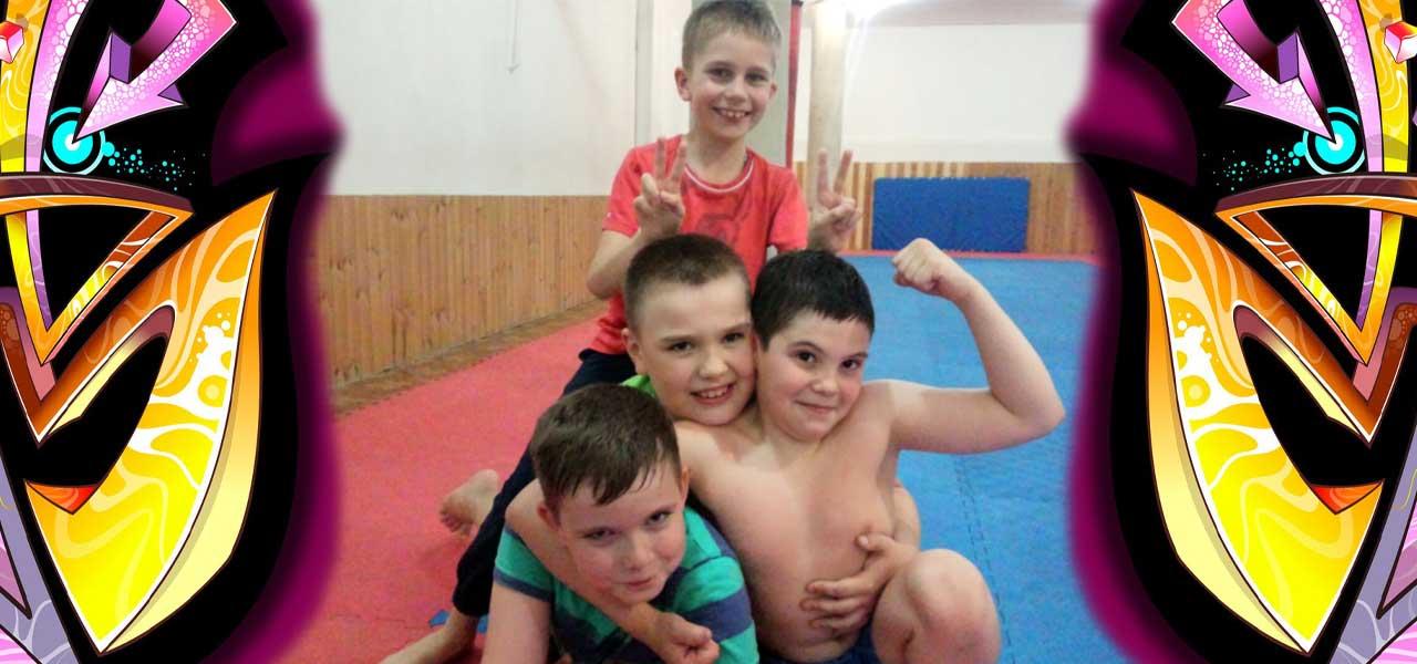 Детская группа академия боя Воронеж