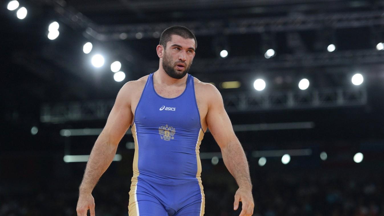 Билял Махов Российский Олимпиец в UFC