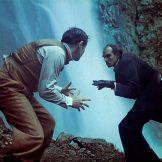 Барицу борьба Шерлока Холмса и Мориарти