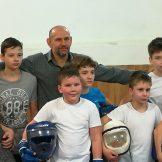 Детская группа Академии боя