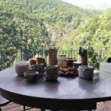 Завтрак в Альпах